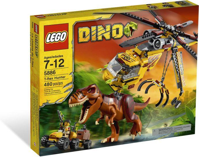 Охотник на тиранозавра