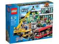 60026 Городская площадь.  Конструктор ЛЕГО Город Lego City
