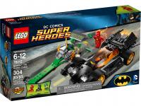 76012 Бэтмэн: Погоня за Риддлером Конструктор ЛЕГО Супергерои