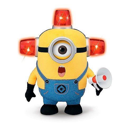 Игрушка Миньон Стюарт-пожарный