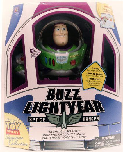Базз Лайтер в корабле