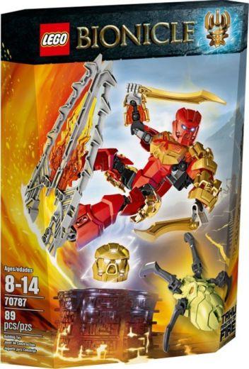 70787 Таху-Повелитель Огня Конструктор ЛЕГО Бионикл