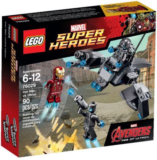 76029 Железный человек против Альтрона Конструктор ЛЕГО Супергерои