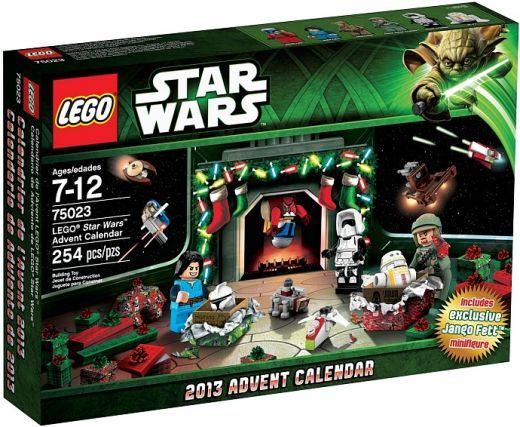 Рождественский календарь Звёздные войны 2013. ЛЕГО 75023