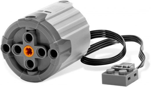 XL-Мотор. Конструктор ЛЕГО 8882 Power Functions